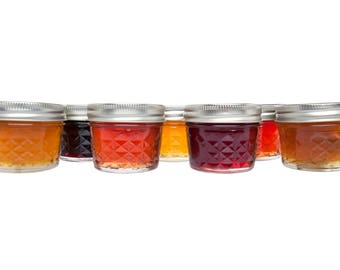 Wine Spread (6) pack -  choose your flavors (4 oz. jars)
