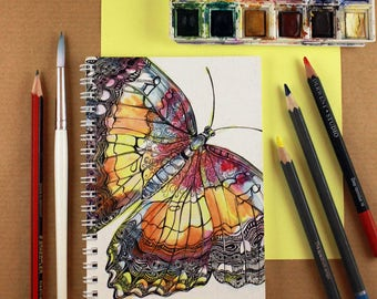 Butterfly Notebook
