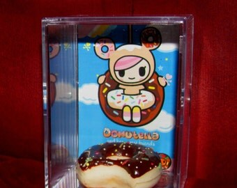 L@@K~~tokidoki Donutella display...New...Ready to Ship out!