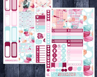 Working Girl Kit for Personal Planner