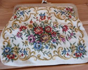 Walborg Tapestry Purse