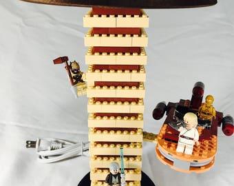 LEGO® Lamp - Star Wars Luke's Landspeeder
