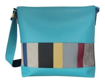 Shoulderbag colorful