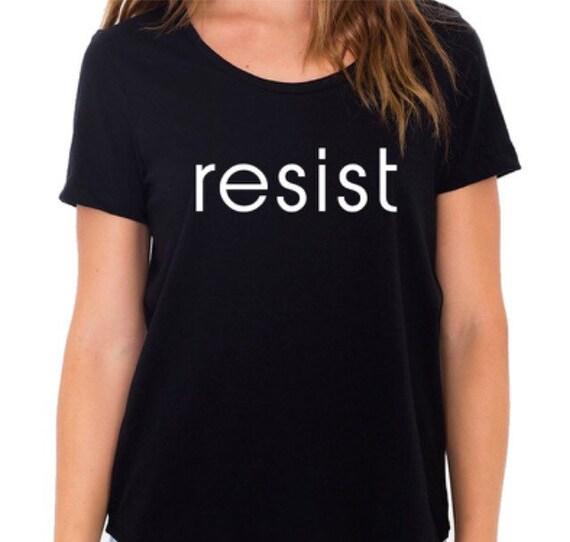 Resist Gals Tee