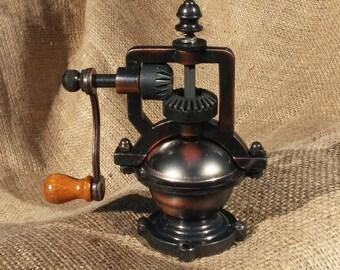 Antique Pepper Mill Mechanism- Copper finish