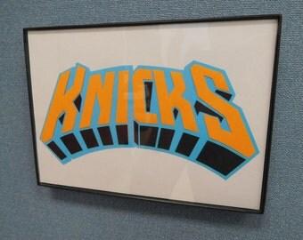 New York Knicks Wall Art
