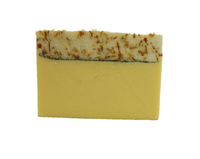 Orange Calendula Bar Soap