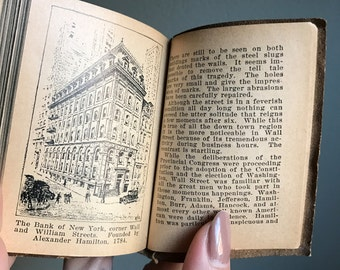 "1922 ""Old New York"" Mini Book"