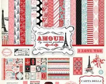 Carta Bella Amour Collection Kit