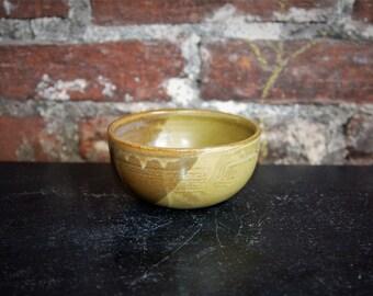 Prep Bowl   Mini Bowl - Golden Mustard