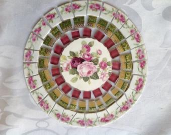 China mosaic tiles~~ShABBuLoUS & FaBBuLoUS~~ReGaL RasPBeRRy RoSe
