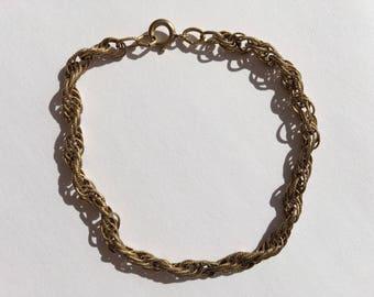 Gold Colored Bracelet