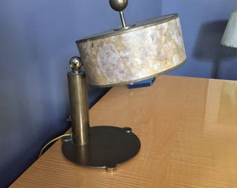 Rare Donald Deskey Table Lamp