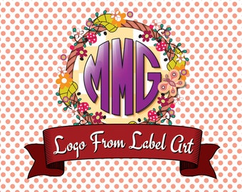 Logo Artwork from Label Graphics