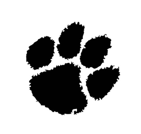 Disney Clemson Decal Paw Tiger Band Magic Disney Decal