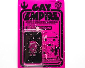 Gay Empire: Suck Pop! Enamel Pin Edition!