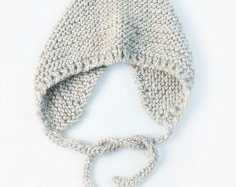 Musi Hood knitting kit