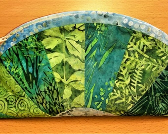 Bag Green batik