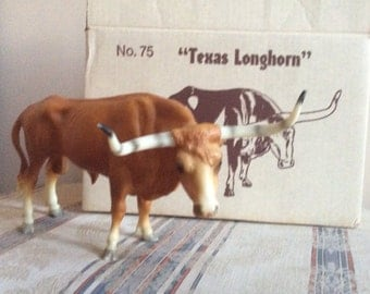 Texas Longhorn Breyer Amimal Model No. 75