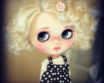 "Marilyn Blond Doll WIG 8-9"" for dolls : Pullip, Wichtel, Msd, Kaye Wiggs, Dollmore, Sd, Dal, 1/3 BJD..."