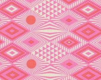 One yard - 1 yard  -  Lucy - Marmalade Skies - TABBY ROAD by Tula Pink