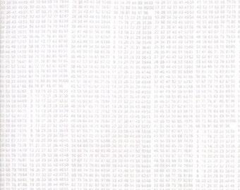 Compositions White 10 Key Yardage SKU# 30456-12 Compositions by BasicGrey for Moda Fabrics
