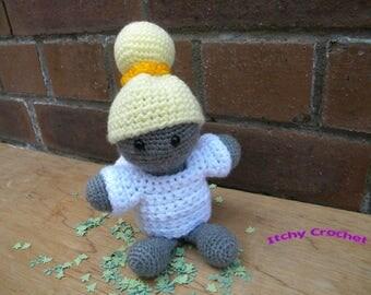Inchoate Angel Crochet Pattern