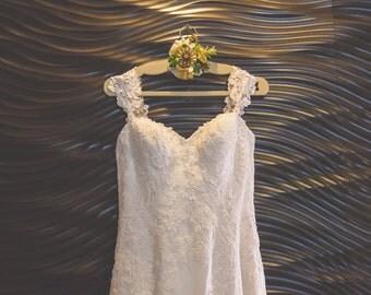 Succulent Bridal Hanger
