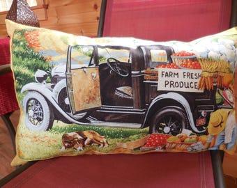The Farmer's Market Pillow