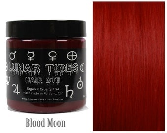 Dark Red Hair Dye