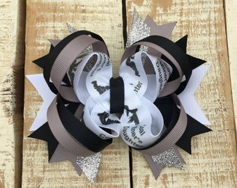 Coal Miner's Daughter hair bow