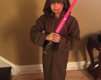 Star Wars inspired...JEDI  Robe costume