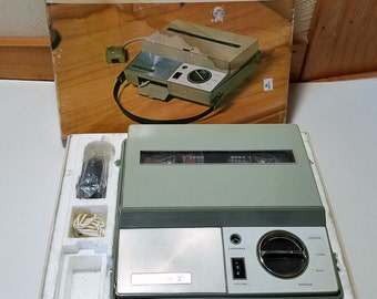 Vintage Westinghouse Miniature Reel to Reel Recorder H27R1 Complete