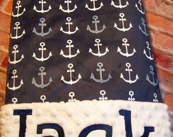 Personalized Baby Blanket, Baby Blanket, Blanket, Girl Blanket, Minky Blanket, Embroidered Blanket,Baby Gift, Baby Shower Gift, Throw