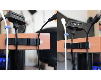 Desk Accessory Cords Holder
