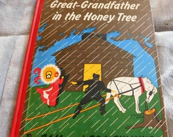 Great-Grandfather in the Honey Tree by Sam & Zoa Swayne