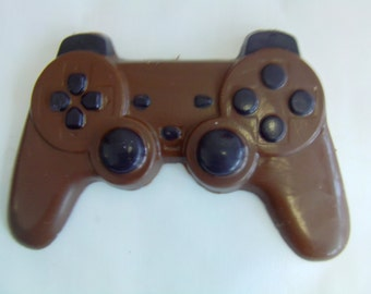 Candy Video Game Controller-Chocolate or Vanilla (Black)-Gamer Gift/BirthdayVideo