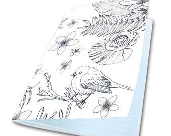 Notebook – Gribouillis / ZEN bird