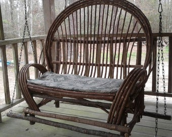 Willow Porch Swing