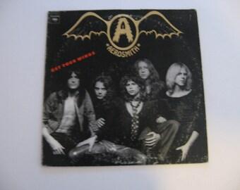 Aerosmith - Get Your Wings - Circa 1974