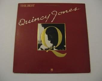 Quincy Jones - The Best Of Quincy Jones - Circa 1981