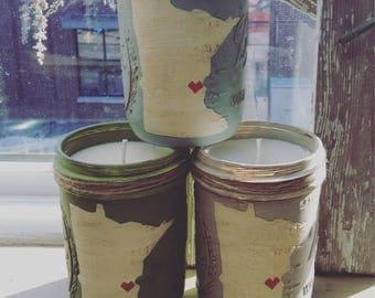Local Love Candles-Minnesota