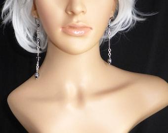 Uneven Punk Earrings