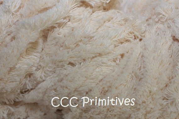 For Donna - Undyed Chenille Trim 3 yards