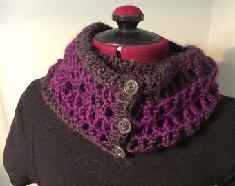 Convertible Scarf | Cowl | Infinity Scarf | Neck Warmer