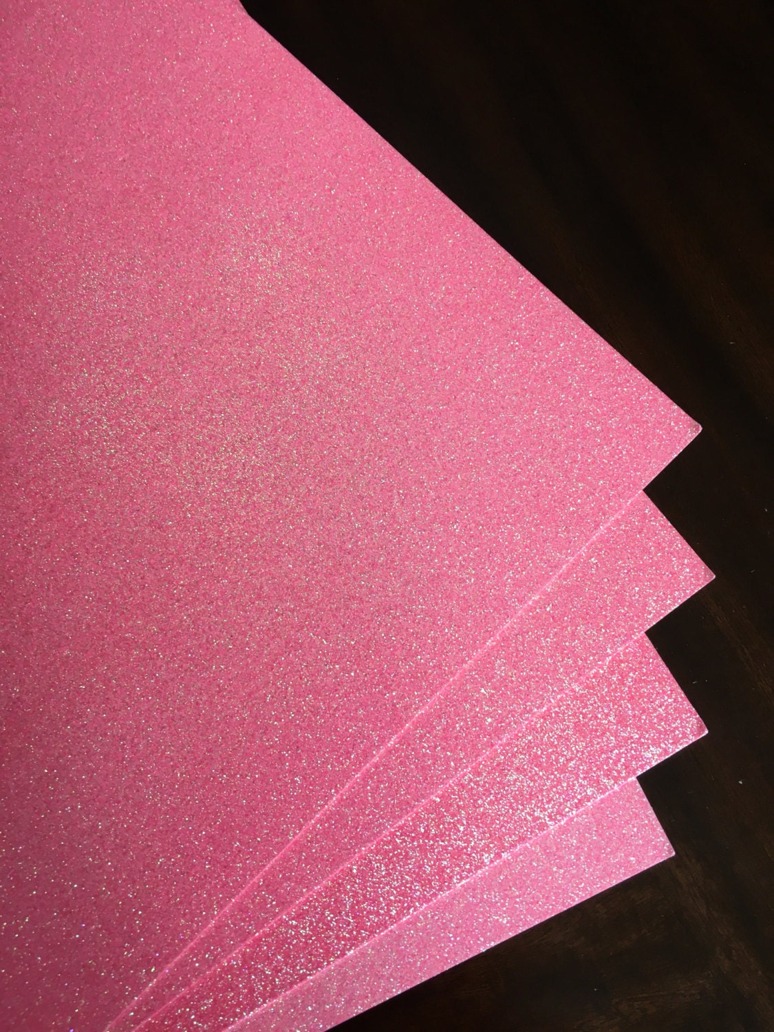 Gold color cardstock paper 5x7 -  9 50