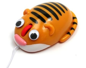 Tiger Computer Mouse