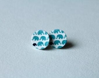 Orecchini al lobo - Elefantini