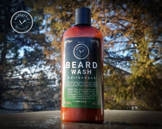 Beard & Face Wash