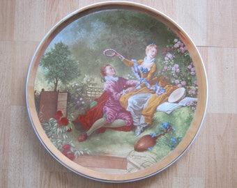 Sovereign China Ltd Fragonard Decorative Plate